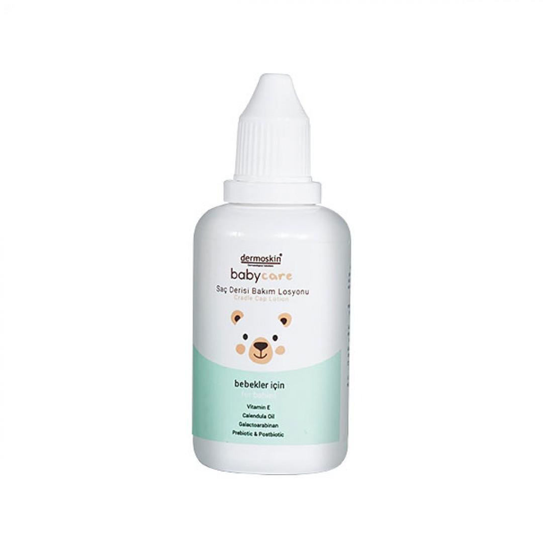 Dermoskin Babycare Saç Derisi Bakım Losyonu 50 ml - Kozmopol