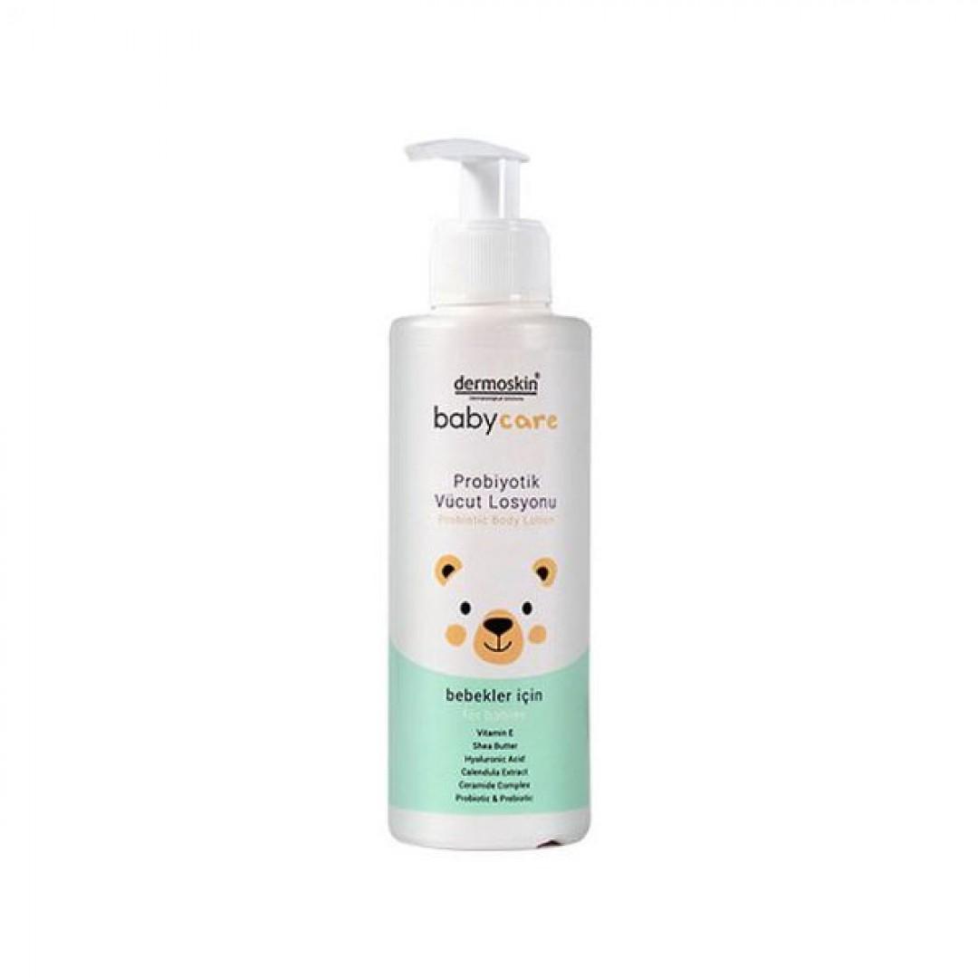 Dermoskin Babycare Probiyotik Vücut Losyonu 230 ml - Kozmopol