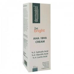 Dermoskin Be Bright AHA/BHA Krem 33 ml + Acgun Onarıcı Gece Kremi 30 ml