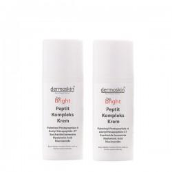 Dermoskin Be Bright Peptit Kompleks Krem 33 ml x 2 Adet