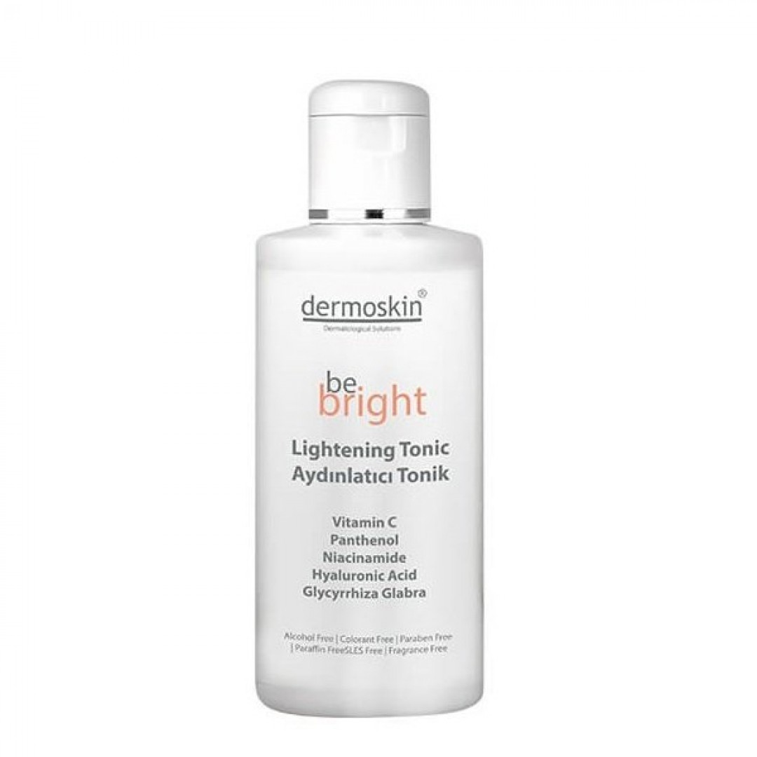 Dermoskin Be Bright Arbutin Kompleks Krem 33 ml + Be Bright Aydınlatıcı Tonik 200 ml