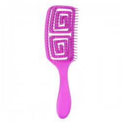 N.Y BeautyPro Üç Boyutlu Saç Fırçası